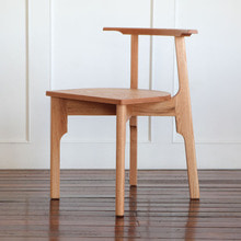 OAK CHAIR X